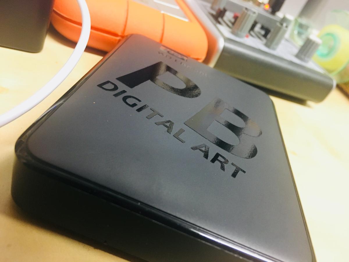 """Das komplette """"BrownzArt"""" Archiv auf HDD"""