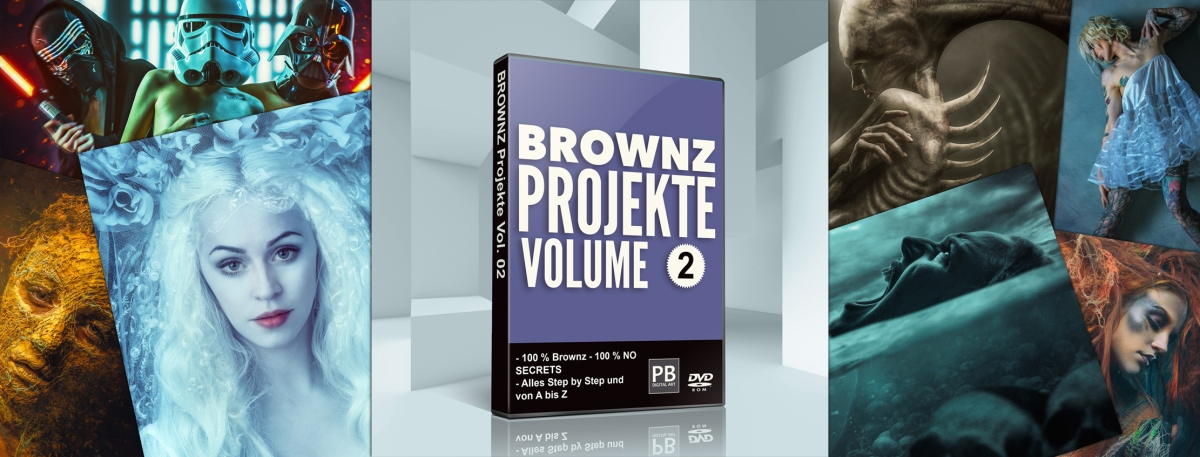 BROWNZ PROJEKTE - VOLUME 2