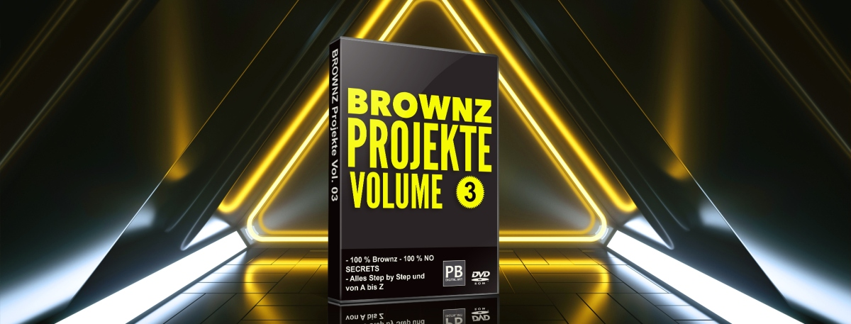 Brownz Projekte - Volume 3